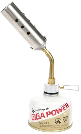 photo: Snow Peak GigaPower 2Way Torch fire starter