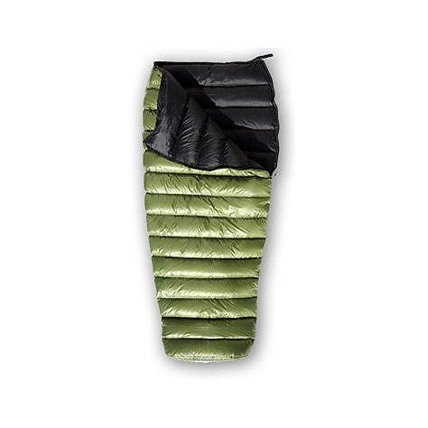 photo: Western Mountaineering MityLite warm weather down sleeping bag