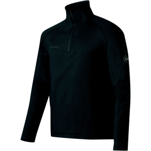 photo: Mammut Snow ML Half Zip long sleeve performance top