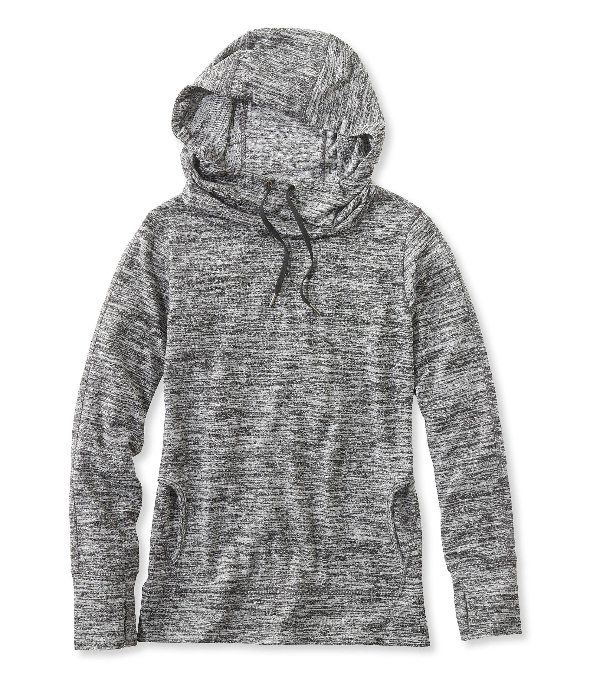 L.L.Bean Marled Performance Sweatshirt