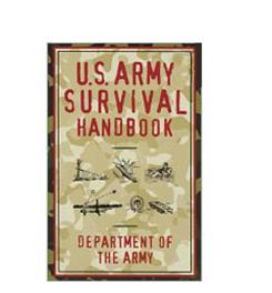 Lyons Press U.S. Army Survival Handbook