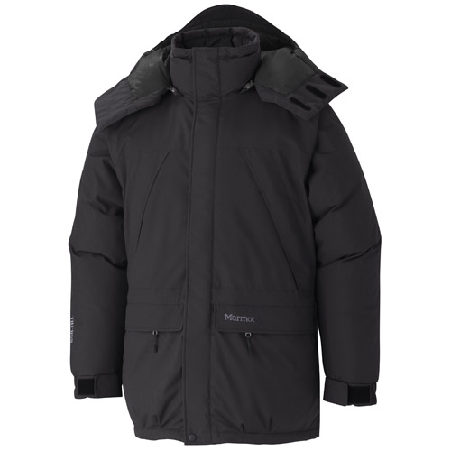 photo: Marmot Kids' Yukon Classic Parka down insulated jacket