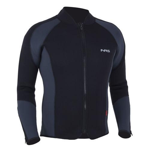 photo: NRS Wetsuit Jacket wet suit