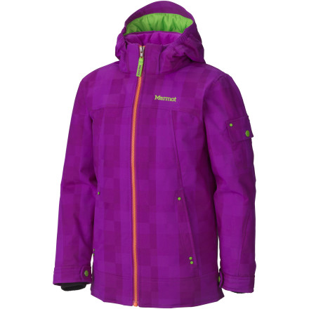 photo: Marmot Lexy Jacket synthetic insulated jacket