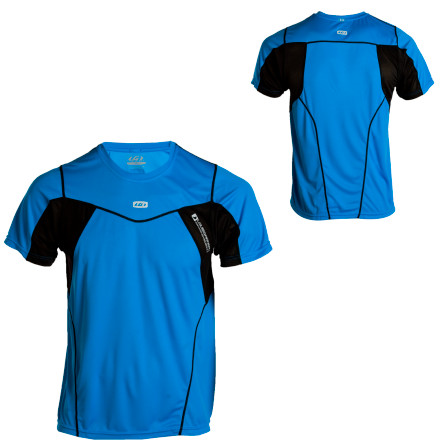 photo: Louis Garneau Men's Light Shirt Short-Sleeve short sleeve performance top