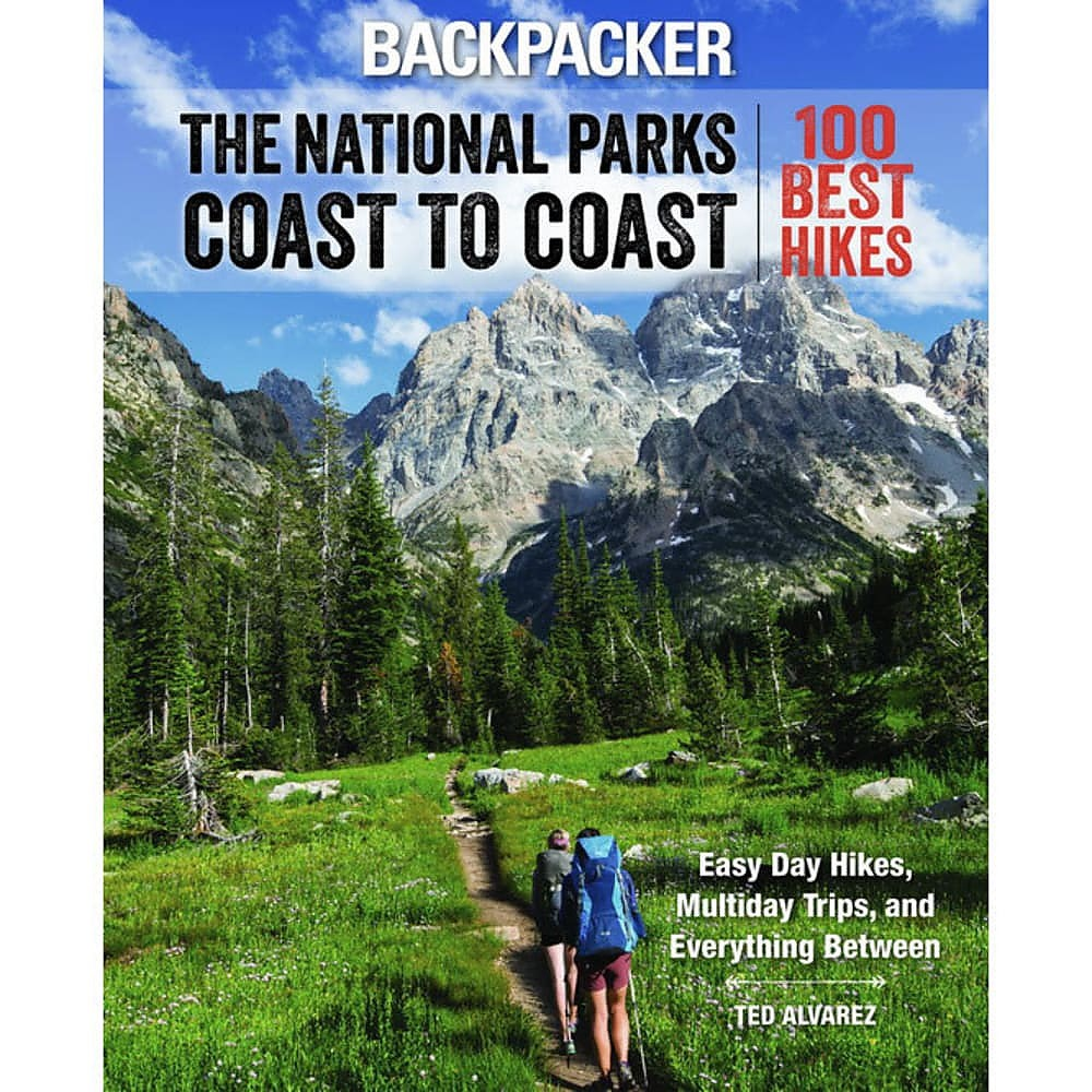 photo: Falcon Guides Backpacker The National Parks Coast to Coast: 100 Best Hikes camping/hiking/backpacking book