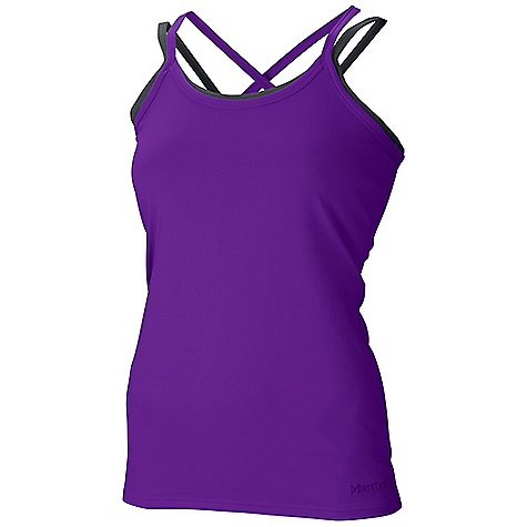 photo: Marmot Erin Tank short sleeve performance top