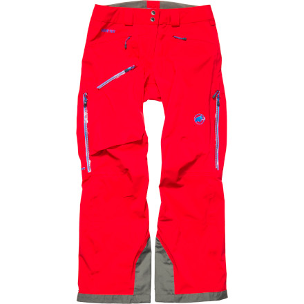 photo: Mammut Sunridge Pant soft shell pant