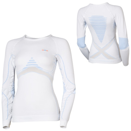 X-Bionic Energy Accumulator Shirt - Long-Sleeve