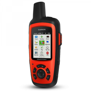 photo: Garmin inReach Explorer+ locator beacon