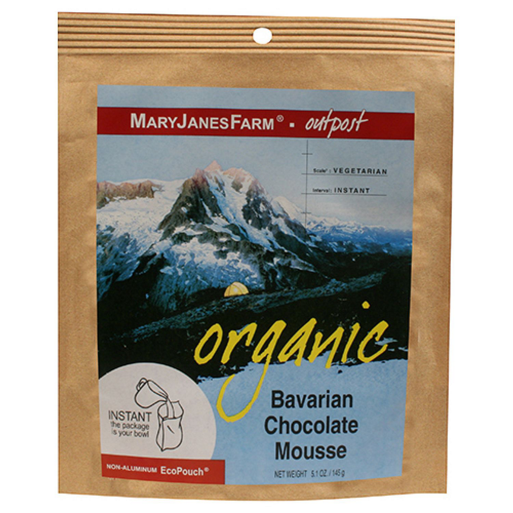 Mary Janes Farm Organic Bavarian Chocolate Mousse