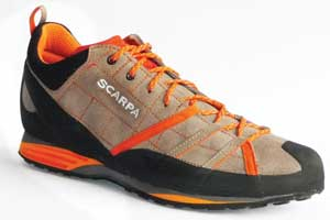 photo: Scarpa Geko Guide approach shoe