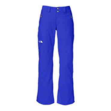 photo: The North Face Women's Stretch Highlander Pant snowsport pant