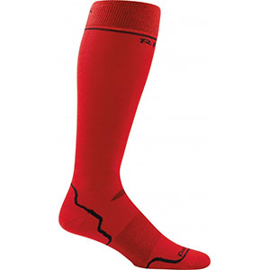 photo: Darn Tough Men's RFL Over-the-Calf Ultra-Light snowsport sock