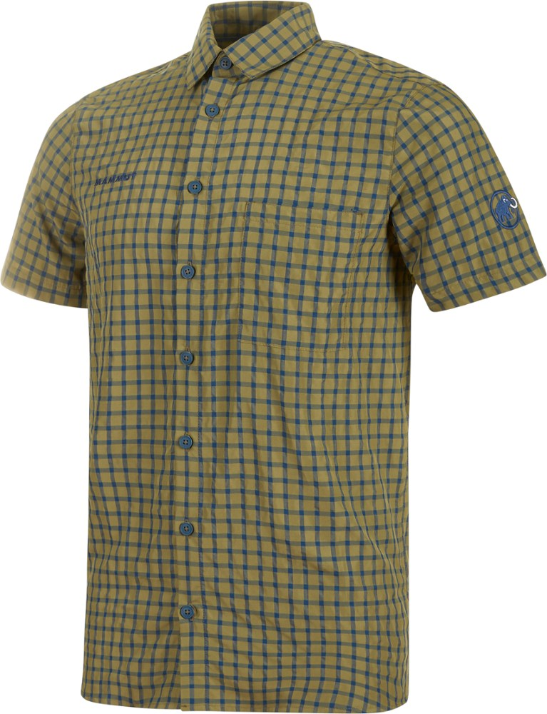 photo: Mammut Lenni Shirt hiking shirt