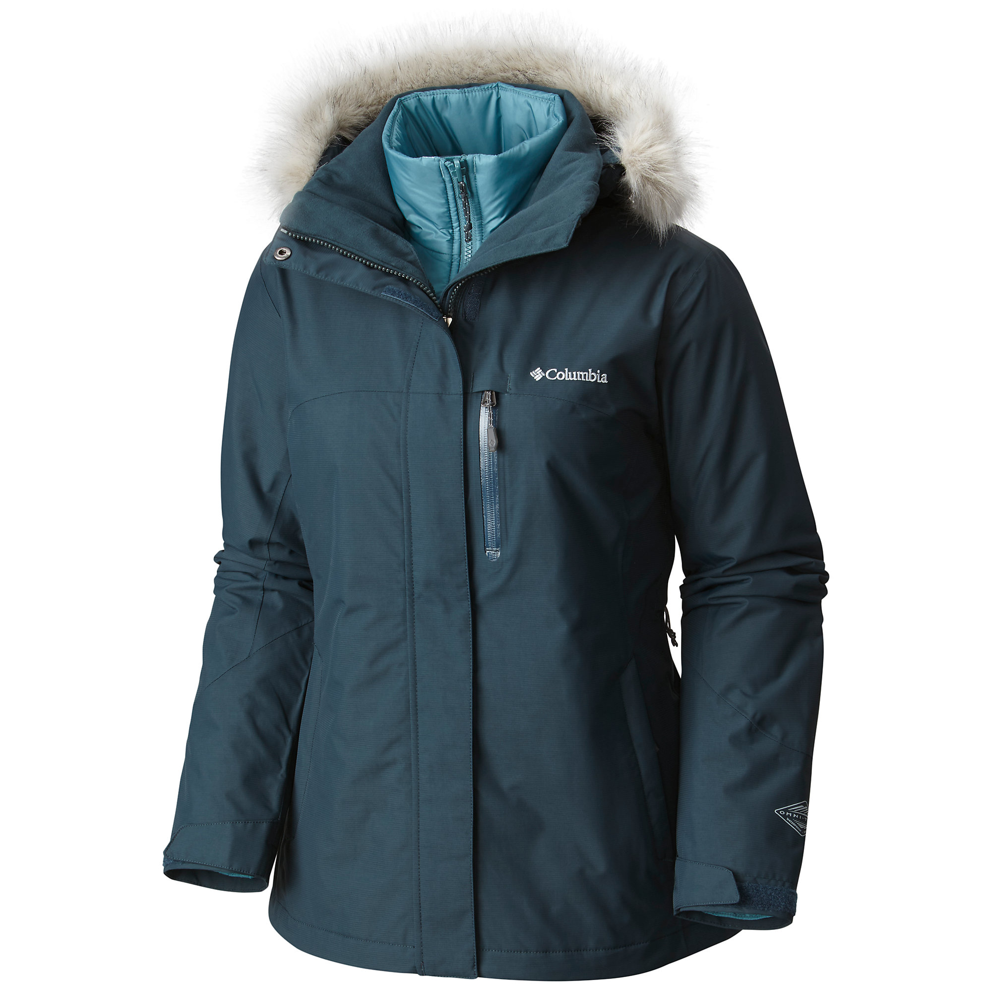 Columbia Lhotse Interchange Jacket