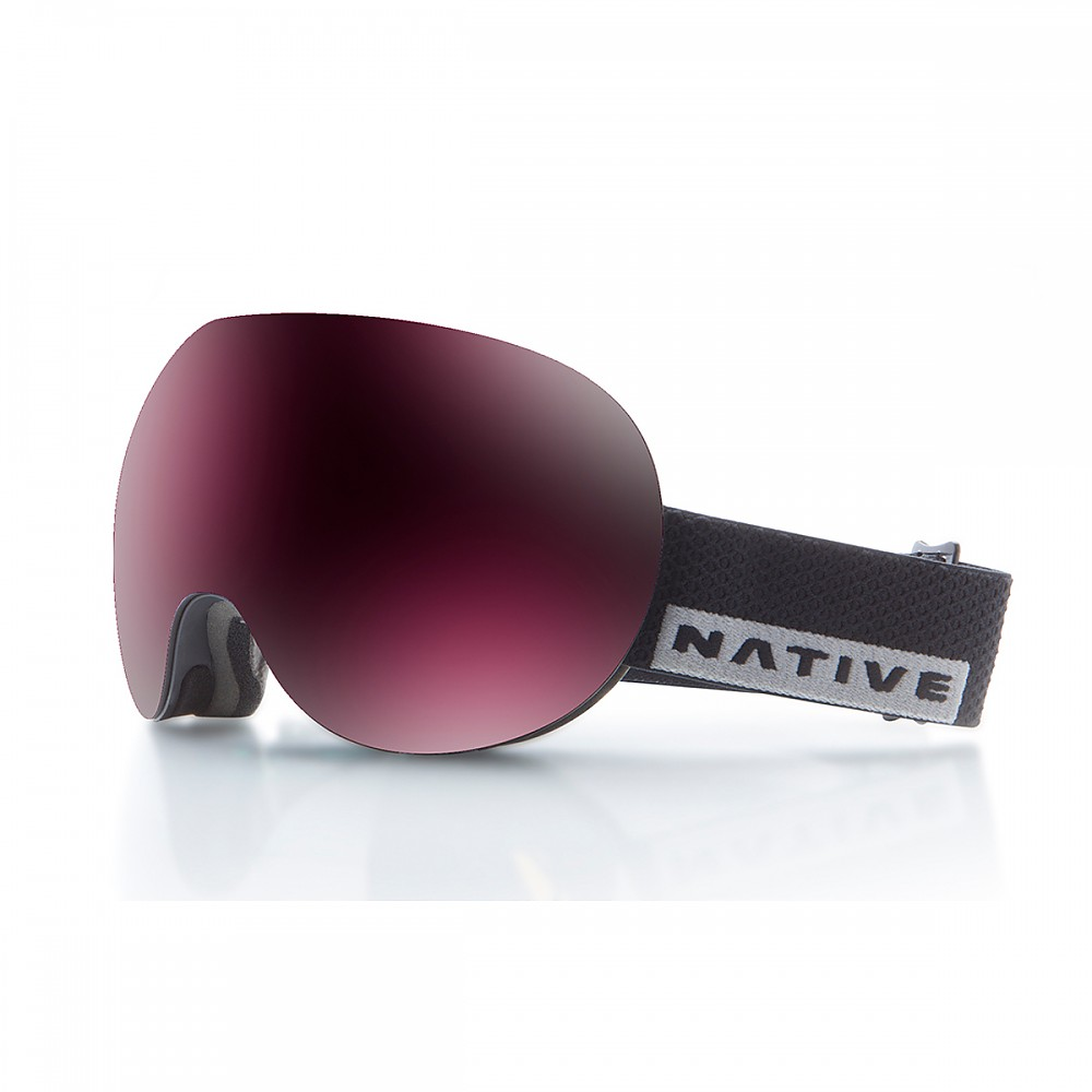 photo: Native Eyewear Backbowl goggle