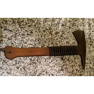 photo: Winkler Knives Winkler II SAYOC axe/hatchet