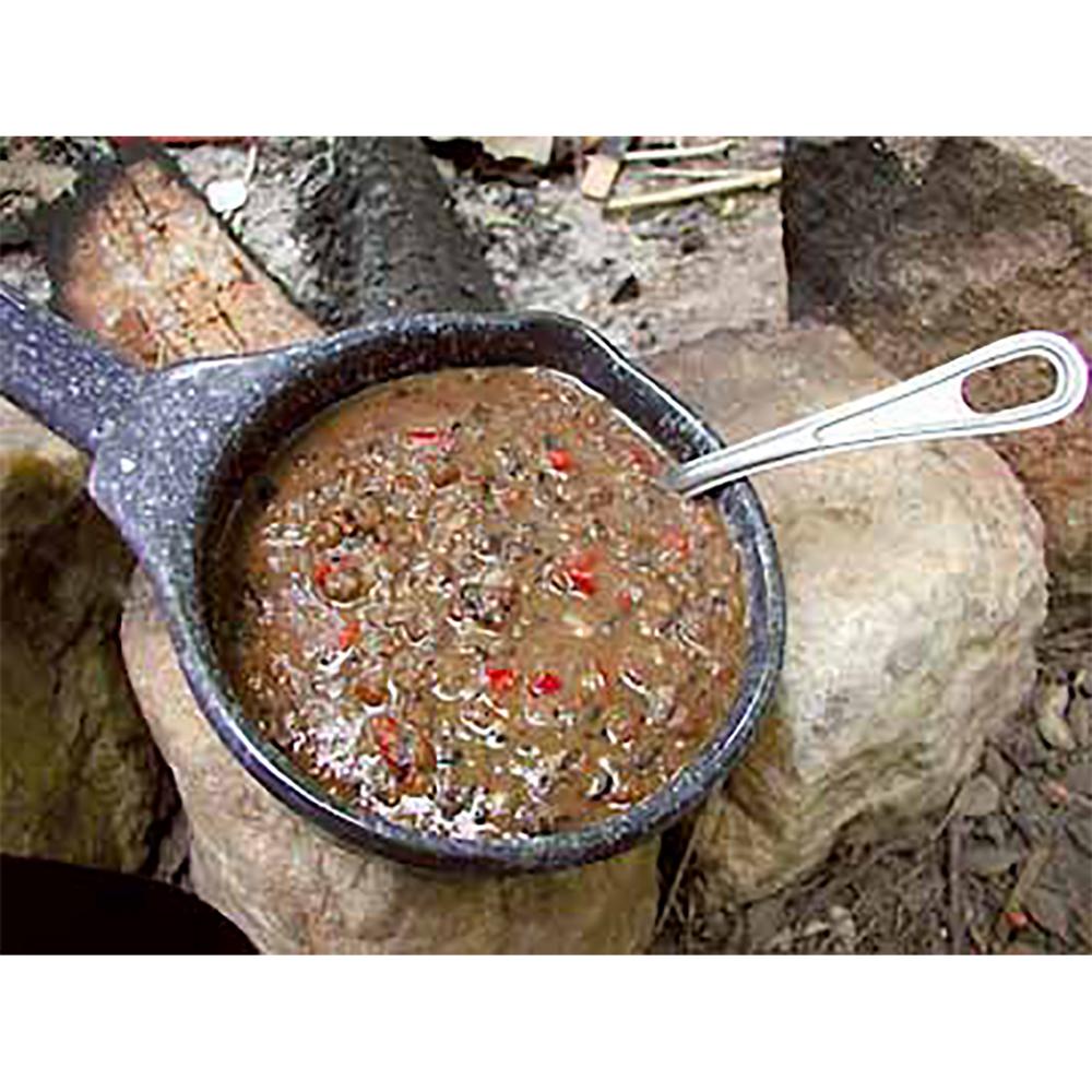 photo: Mary Janes Farm Organic Kettle Chili vegetarian entrée