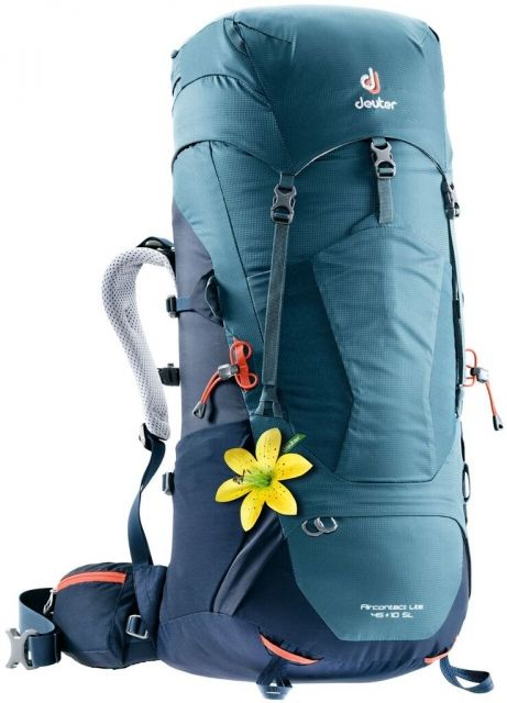 photo: Deuter Aircontact Lite 45+10 SL overnight pack (35-49l)