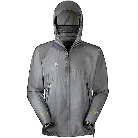 photo: Mountain Hardwear Quark Jacket waterproof jacket