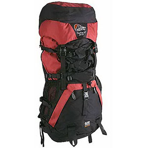 photo: Lowe Alpine Contour IV expedition pack (4,500+ cu in)