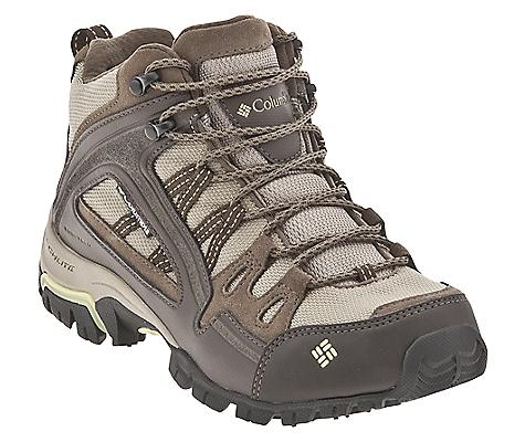 photo: Columbia Women's Shastalavista Mid Omni-Tech hiking boot