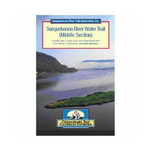 photo: Liberty Mountain Susquehanna River Water Trail - Middle Section us northeast guidebook