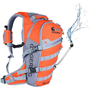 photo: Geigerrig Rig 700M hydration pack
