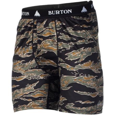 photo: Burton Lightweight Boxer Short boxers, briefs, bikini