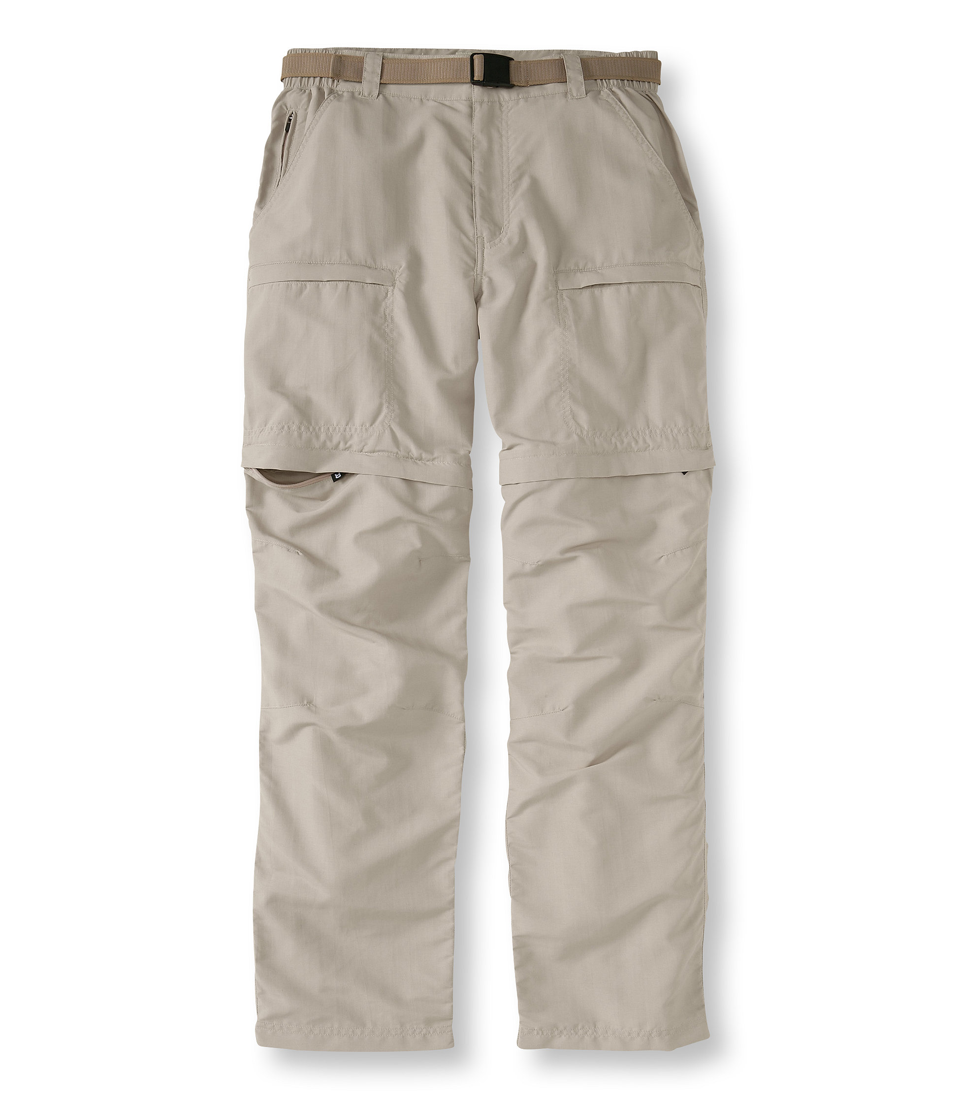 photo: L.L.Bean Men's No Fly Zone Zip-Leg Pants hiking pant