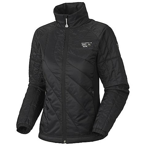 photo: Mountain Hardwear Women's Zonal Jacket synthetic insulated jacket