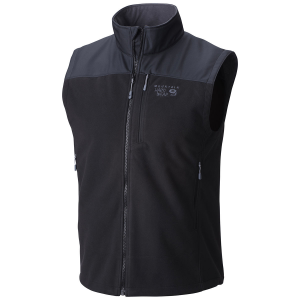 photo: Mountain Hardwear Mountain Tech II Vest fleece vest