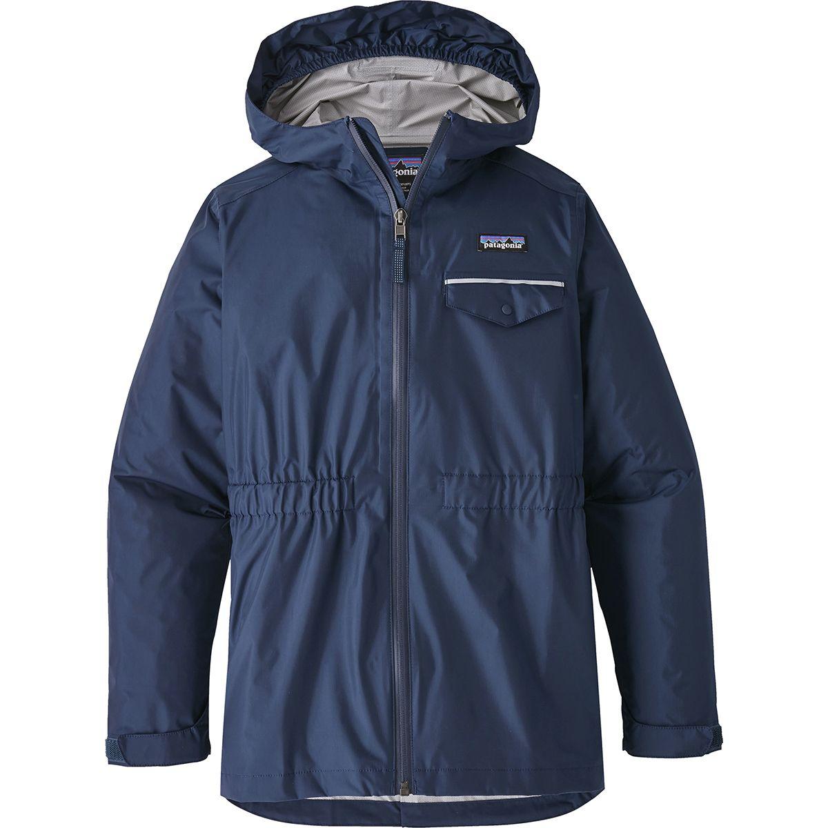photo: Patagonia Girls' Torrentshell Jacket waterproof jacket