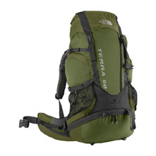 photo: The North Face Terra 60 weekend pack (3,000 - 4,499 cu in)