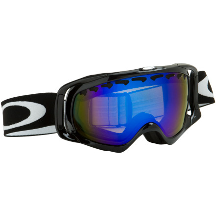 photo: Oakley Polarized Crowbar Snow goggle