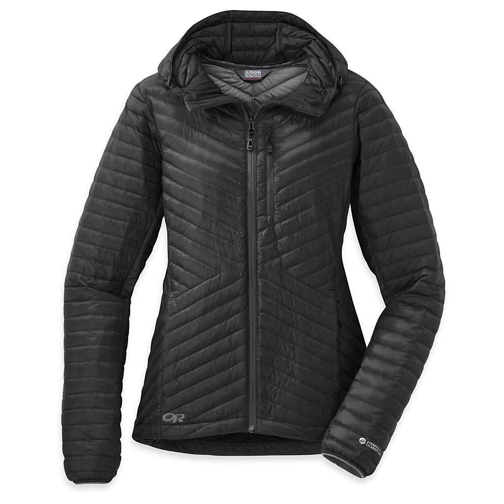 photo: Outdoor Research Women's Floodlight Down Jacket down insulated jacket