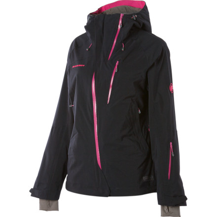 photo: Mammut Spirit Jacket snowsport jacket