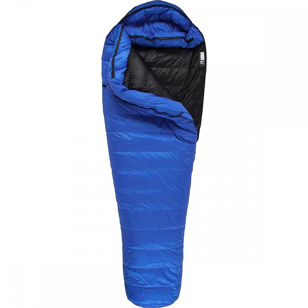 photo: Western Mountaineering Antelope GWS 3-season down sleeping bag