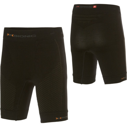 photo: X-Bionic Women's Running Pant - Short performance pant/tight