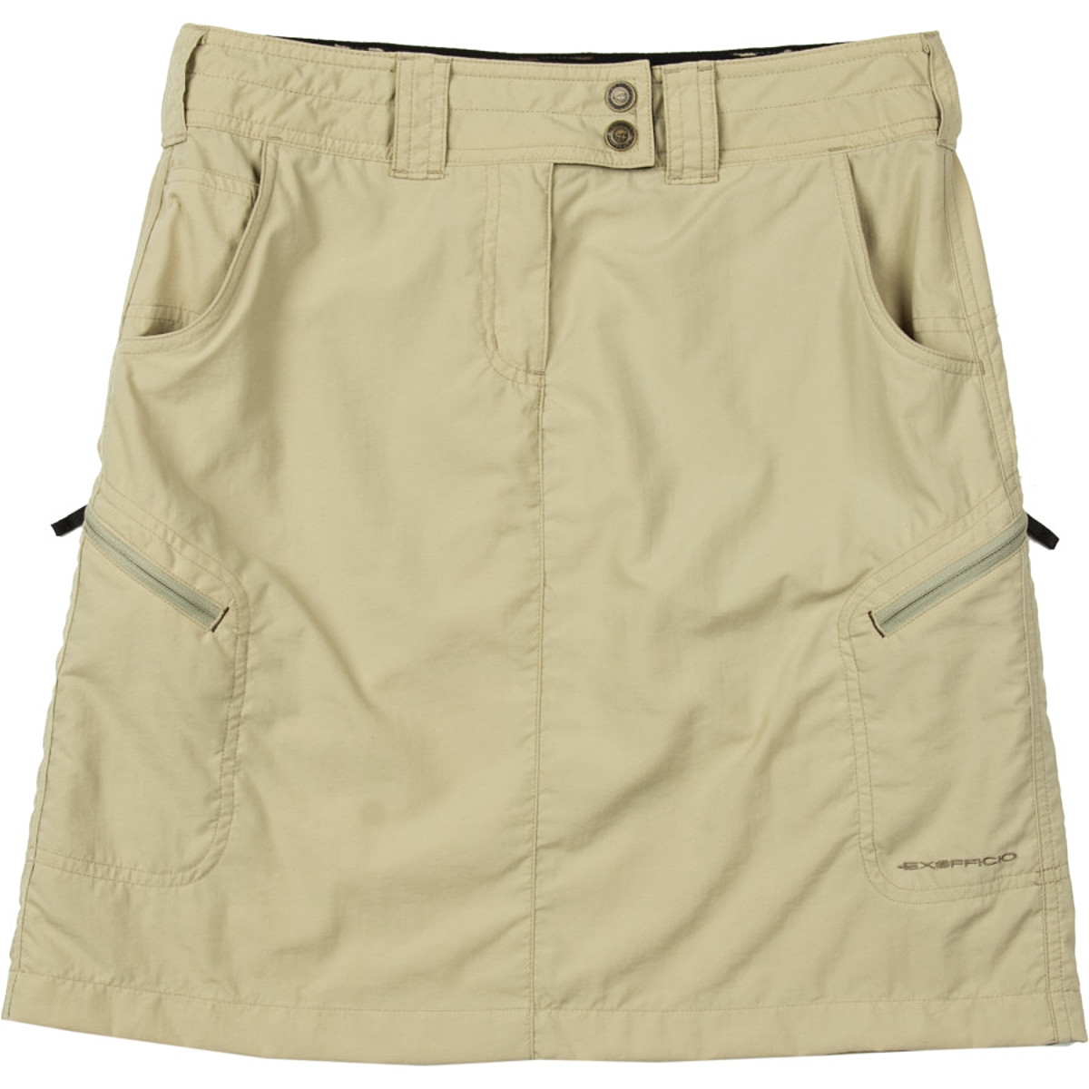 photo: ExOfficio Nomad Skirt hiking skirt