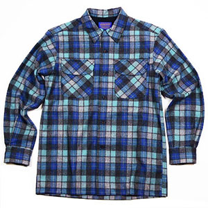 photo:   Pendleton Board Shirt hiking shirt