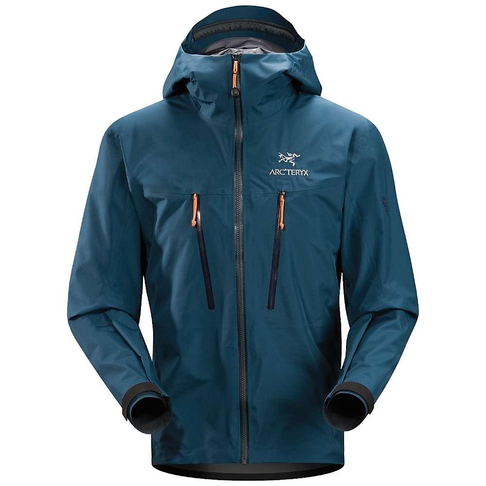 photo: Arc'teryx Men's Alpha LT Jacket waterproof jacket