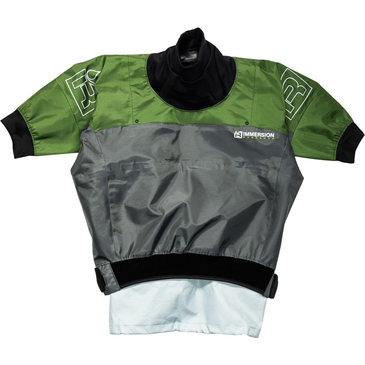photo: Immersion Research Arch Rival S/S Dry Top short sleeve paddle jacket