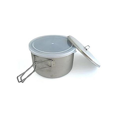 Snow Peak Titanium Cook & Save