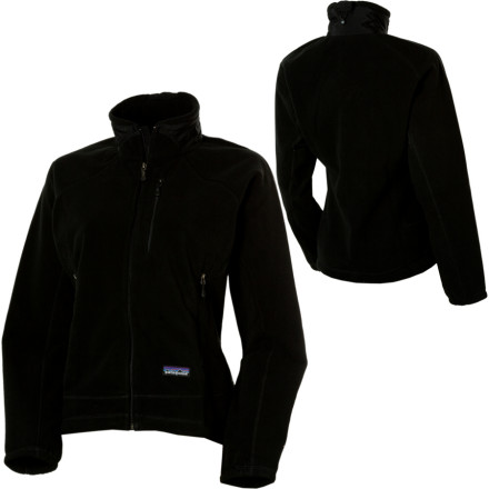 photo: Patagonia Men's Lightweight R4 Jacket fleece jacket