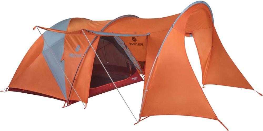 photo: Marmot Orbit 6P three-season tent