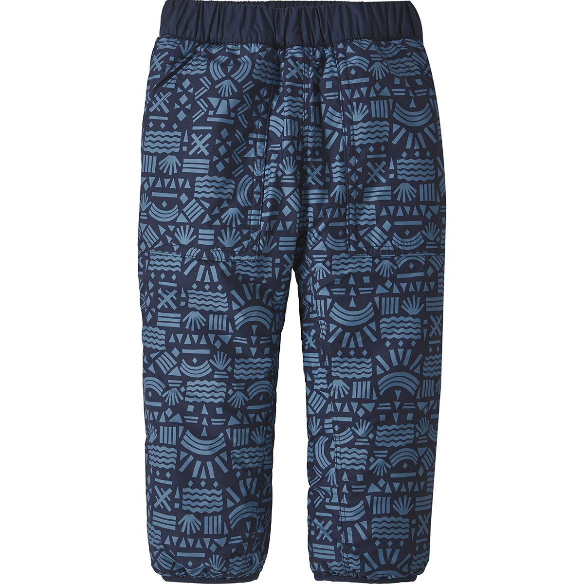 photo: Patagonia Reversible Tribbles Pant synthetic insulated pant