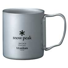 photo: Snow Peak Titanium Double 300 Mug FH cup/mug