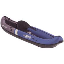 photo: Sevylor Rio Canoe inflatable canoe